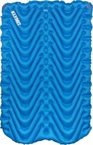 Klymit Double V Makuualustat , sininen
