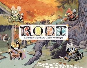 Root, lautapeli