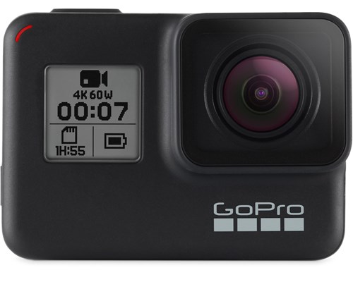 GoPro HERO7 Black, action-videokamera