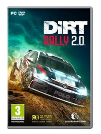 Dirt Rally 2.0, PC-peli