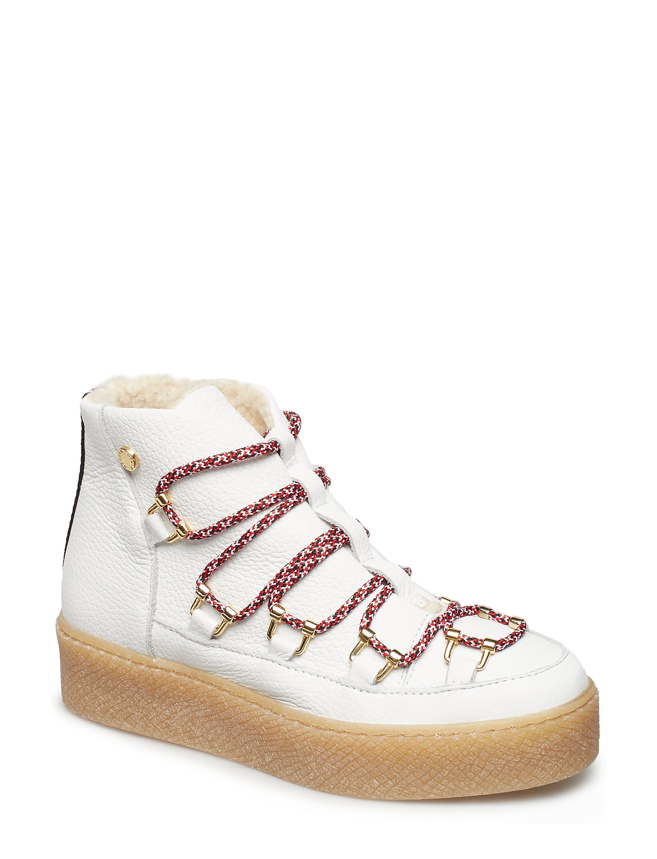 Steve Madden Wandolo Sneaker WHITE LEATHER  abea048817