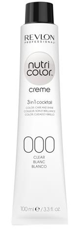 Revlon Professional Nutri Color Creme 000 White (100ml)
