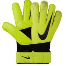 Nike Maalivahdin Hanskat Vapor Grip 3 - Neon Musta