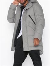 cf424d484 KRAKATAU Long Down Jacket Men-2 Takit Cement | Hintaseuranta.fi