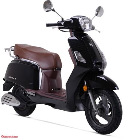 Keeway Zahara 50 4T 2018 skootteri