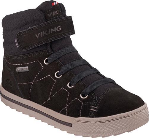 Viking Eagle IV GTX Kengät, Black 30
