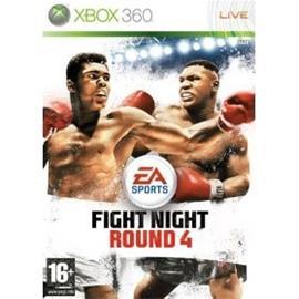 Fight Night Round 4, Xbox 360 -peli