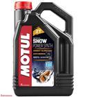 Motul Snow Power 2T 4L synteettinen öljy
