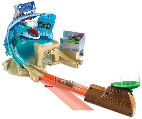 Hot Wheels Shark Beach Battle -leikkisetti