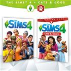 The Sims 4 + Cats & Dogs DLC, PS4 -peli