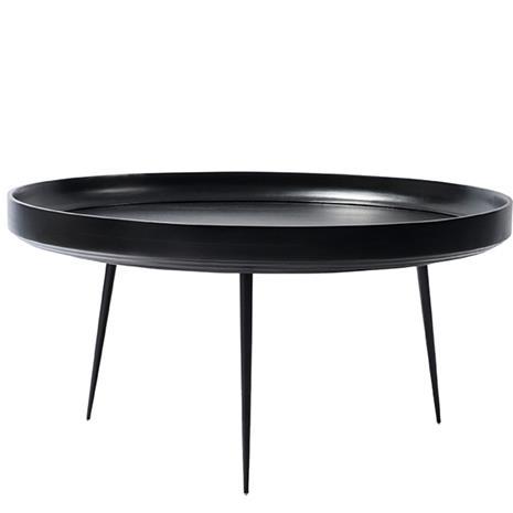 Mater Bowl pöytä, XL, musta
