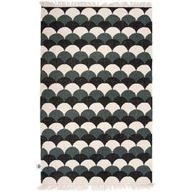 MUM's Suomu matto 110 x 170 cm, metsänvihreä