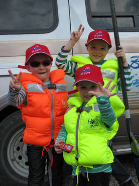 Hokka Boating lasten pelastusliivi XS 20-30kg