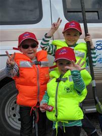 Hokka Boating lasten pelastusliivi S 30-50kg