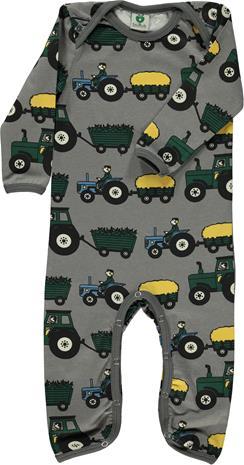Småfolk Traktori, haalari