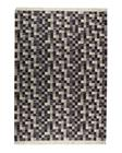 Kateha Small box, käsin kudottu matto, harmaa 350x250