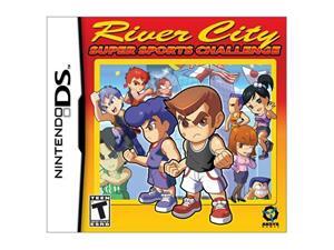 River City Sports Challenge, Nintendo DS -peli