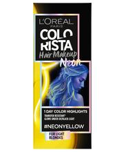 L'Oréal Paris Colorista Hair Makeup - Neon Yellow