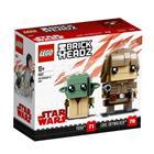 41627 LEGO® BrickHeadz™ Luke Skywalker™ & Yoda™