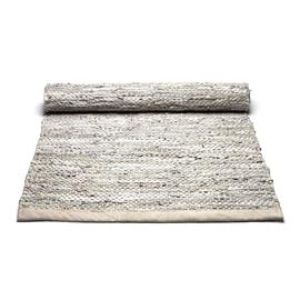 Rug Solid Leather, matto 75 x 300 cm