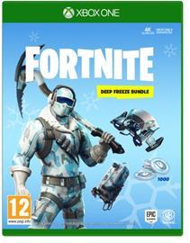 Fortnite: Deep Freeze Bundle, Xbox One -peli