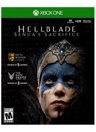 Hellblade: Senua's Sacrifice, Xbox One -peli