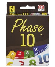 Phase10 -korttipeli