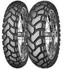 Mitas E-07 ( 140/80-17 TL 69T takapyörä, M+S-merkintä, Rennreifen (Mischung) Dakar, gelb ) Moottoripyörän renkaat