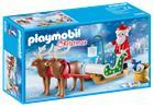 Playmobil 9496, Santa's Sleigh with Reindeer