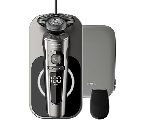 Philips S9000 SP9860/13 Prestige Wet & Dry, partakone