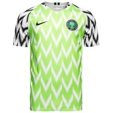 Nigeria Kotipaita MM 2018