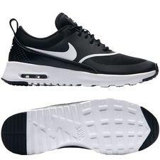 Mustavalkoinen Nike Thea 130 Max Air NaisetHinta € fb67gy