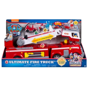 Ryhmä Hau (Paw Patrol) - Ultimate Rescue Fire Truck
