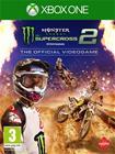 Monster Energy Supercross 2, Xbox One -peli