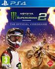 Monster Energy Supercross 2, PS4 -peli