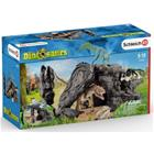 Sleich 41461, Dino set with cave