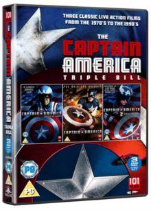 Captain America Collection (1990), elokuva