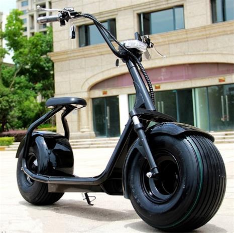 OBG Rides 1000w 12Ah, sähköskootteri