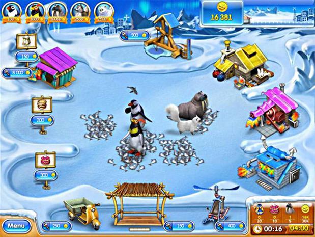 Farm Frenzy 3, Mac -peli
