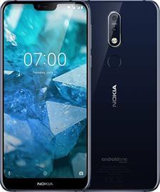 Nokia 7.1 64GB 4GB RAM, puhelin