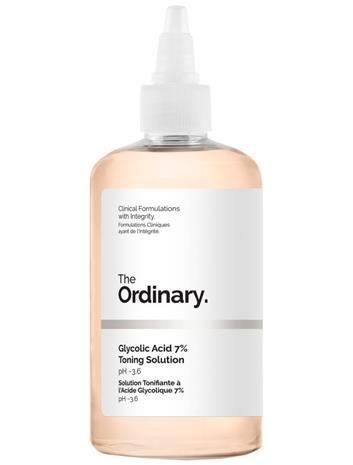 The Ordinary Glycolic Acid 7% Toning Solution (240ml)