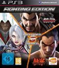 Fighting Edition: Tekken 6 + Tekken Tag Tournament 2 + Soul Calibur V (5), PS3-peli
