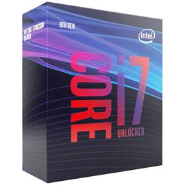 Intel Core i7-9700K, prosessori