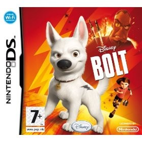 Disney Bolt, Nintendo DS -peli