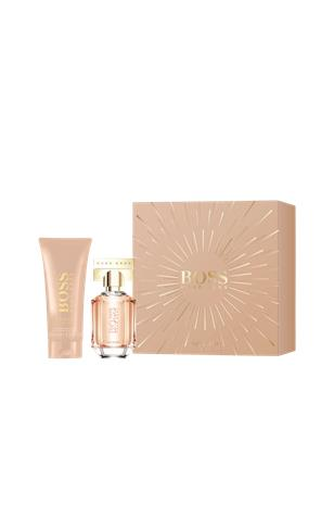 """Hugo Boss"""" """"The Scent For Her EdP 30 ml + Body Lotion 100 ml -lahjapakkaus"""