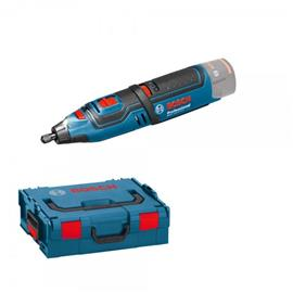 Bosch GRO 12V-35 Professional (06019C5002) 12V L-BOXX, hiomakone (ilman akkua ja laturia)