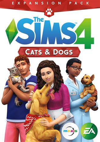 The Sims 4 + Cats and Dogs Bundle, PC-peli