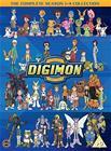 Digimon: Digital Monsters - kaudet 1-4, TV-sarja