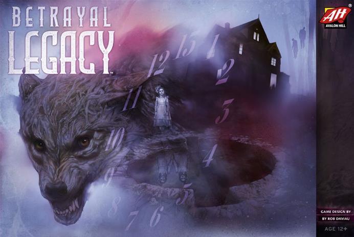 Betrayal Legacy LAUTA