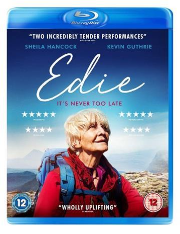 Edie (2017, Blu-Ray), elokuva